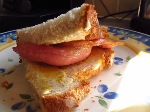 Sweet sweet bacon